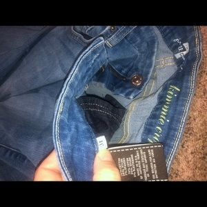 7 For All Mankind Jeans - 7 for all Mankind Kimmie crop